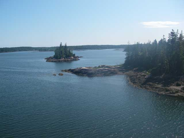 View of Seal  Bay